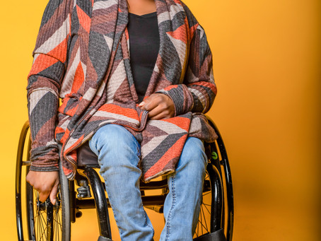 The Designer, Influencer & Disability Advocate