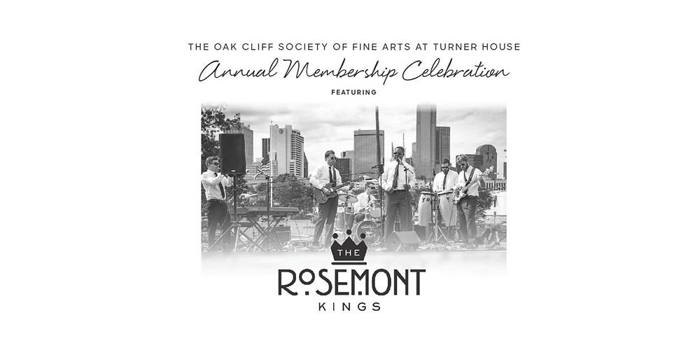 The Oak Cliff Society of Fine Arts Membership Celebration