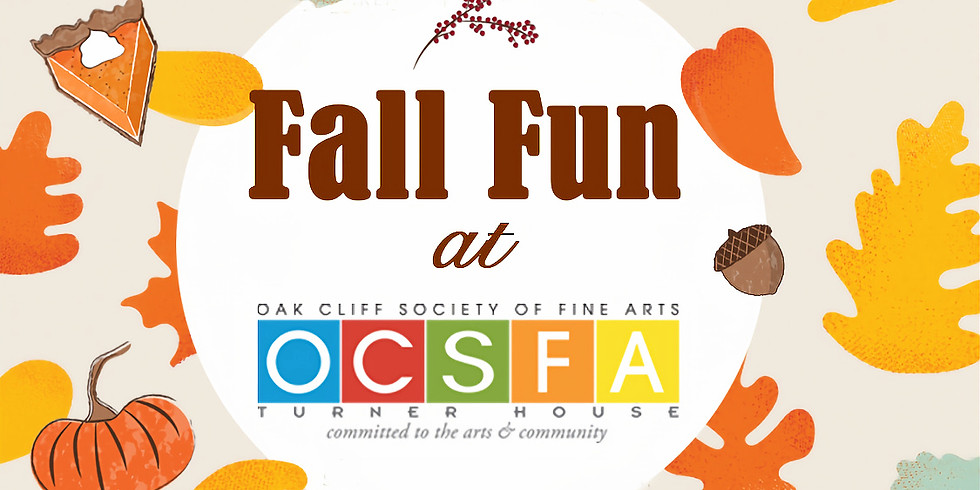Fall Fun Festival At Turner House