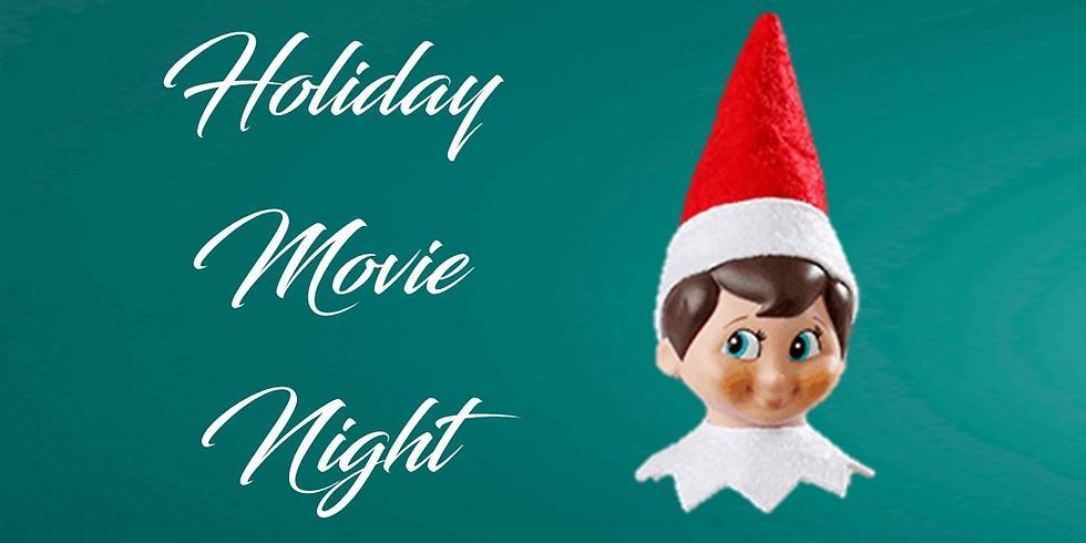 Holiday Movie Night!