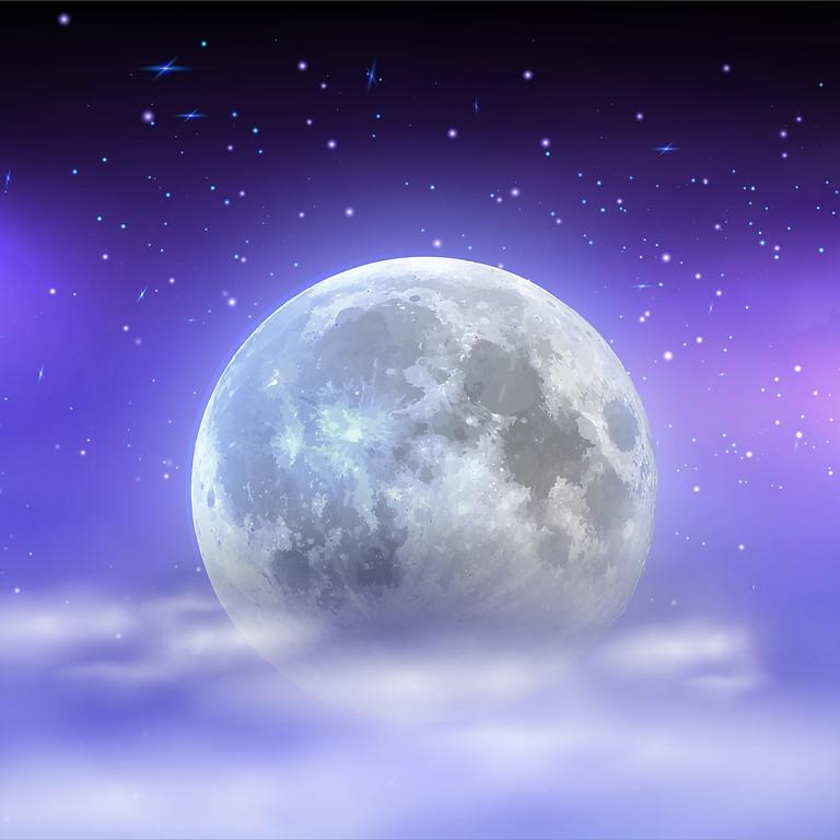 Méditation Pleine Lune (Séance libre)