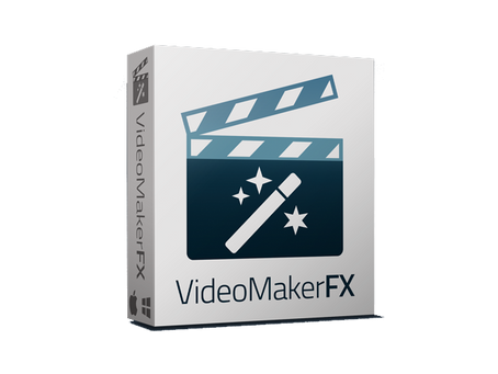 INTRODUCING VIDEOMAKERFX VIDEO CREATIONS SOFTWARE