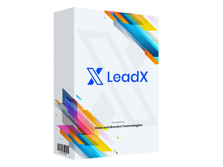 LEADX – YOUR AFFILIATE CASH REGISTER WILL RING WITHIN NO TIME!