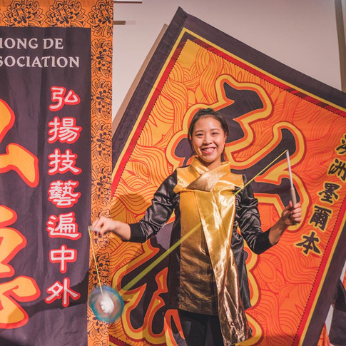 Hongde 10th Anniversary opening performance