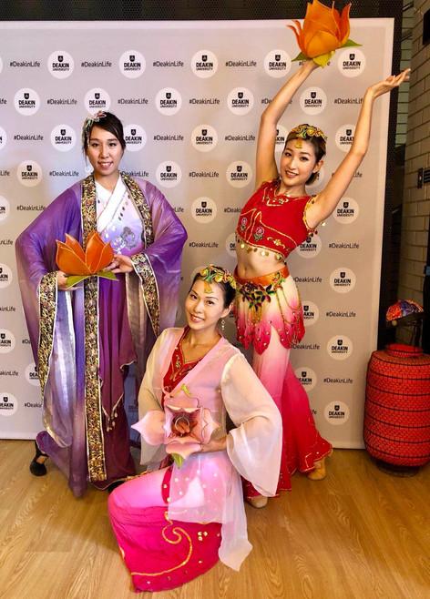 2018 Deakin Uni Geelong CNY Event