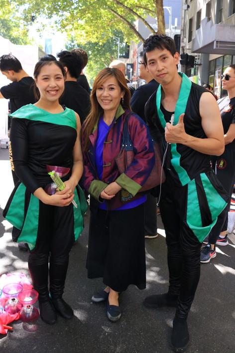 2019 CNY at Crown Riverside