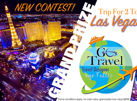 Win a Trip for Two to Las Vegas