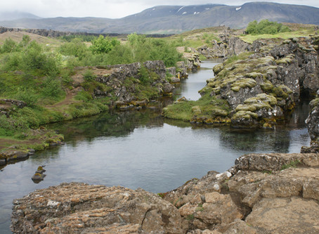 Iceland: Icebergs, Waterfalls, and Wide Open Spaces