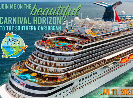 Join Me on the Carnival Horizon!