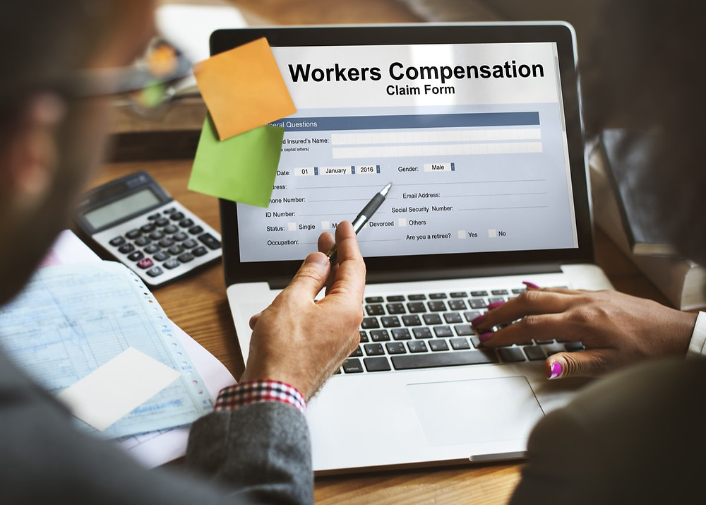 Fraud workers compensation claims identification and dealing