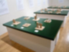 機構模型「ロバーバル秤」