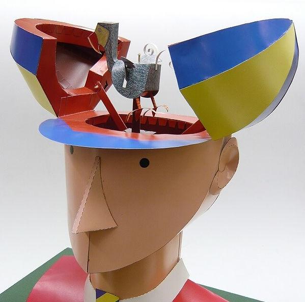 Automata作品「心の美術館」