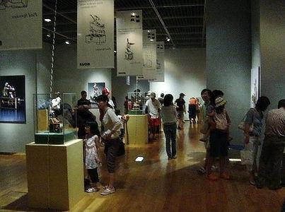 気仙沼オートマタ展