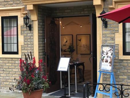 ローザンベリー多和田で「英国自動人形展」始まる