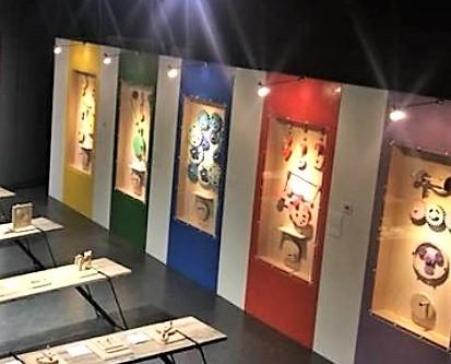 志賀高原ロマン美術館「イギリスからくりおもちゃ展」に設置された機構模型の予想通りの効果とは⁉