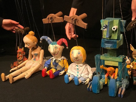 『チェコの現代糸あやつり人形とアート・トイ 春日明夫コレクション展』のお知らせ