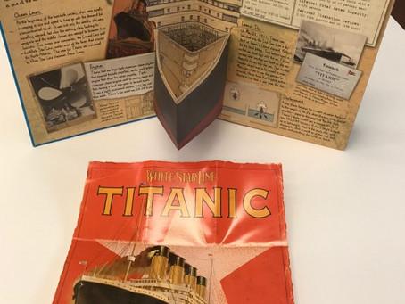 タイタニック号沈没の謎?