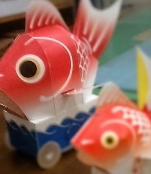 幻の「鯛車」オートマタ作品