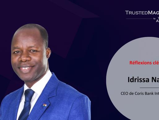 Q&R avec Idrissa Nassa, CEO de Coris Bank International