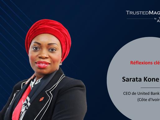 Q&R avec Sarata Kone Thiam, CEO de UBA