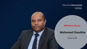 Q&R avec Mohamed Chouikha, DG de la STB