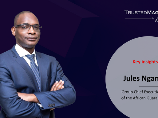 Q&A with Jules Ngankam, Group CEO of the AGF