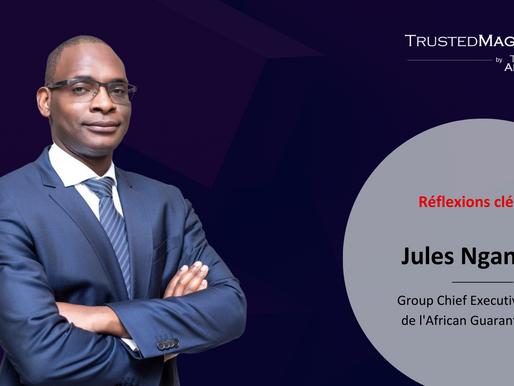 Q&R avec Jules Ngankam, Group CEO de l'AGF