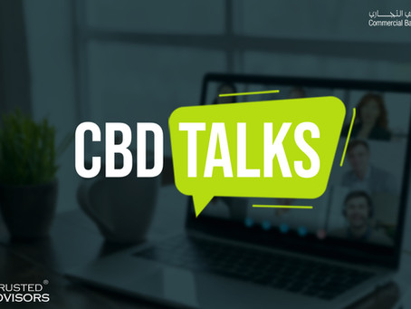 #CBDTalks in partnership with Trusted Advisors