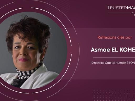 Q&R avec Asmae EL KOHEN, Directrice Capital Humain à l'ONDA