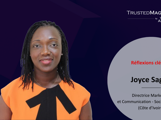 Q&R avec Joyce Sagoe, Directrice Marketing et Communication - SG