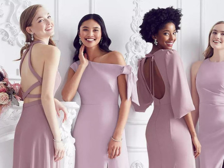 How to Choose and Buy Your Bridesmaid Dresses