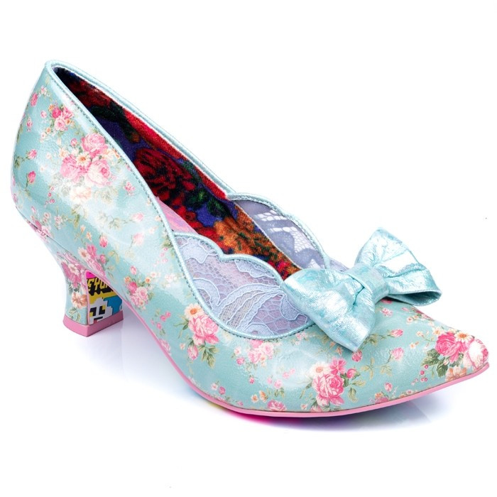 Irregular Choice Wedding Shoe