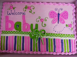 Pink Butterfly Baby Shower Cake.jpg