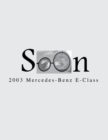 Graphic Design - Mercedes-Benz (Soon) Ad