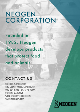 Graphic Design - Neogen Flyer