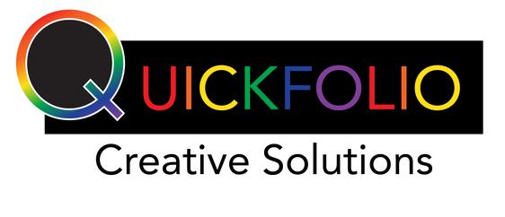 Graphic Design - Quickfolio Creative Solutions Logo
