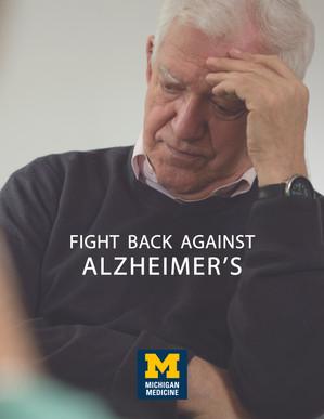 Graphic Design - Michigan Medicine Alzhe