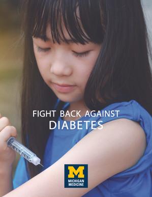 Graphic Design - Michigan Medicine Diabe