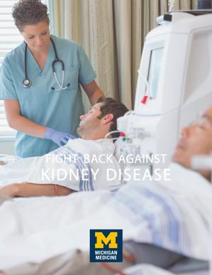 Graphic Design - Michigan Medicine Kidne