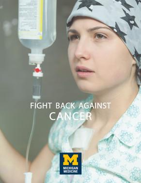 Graphic Design - Michigan Medicine Cance
