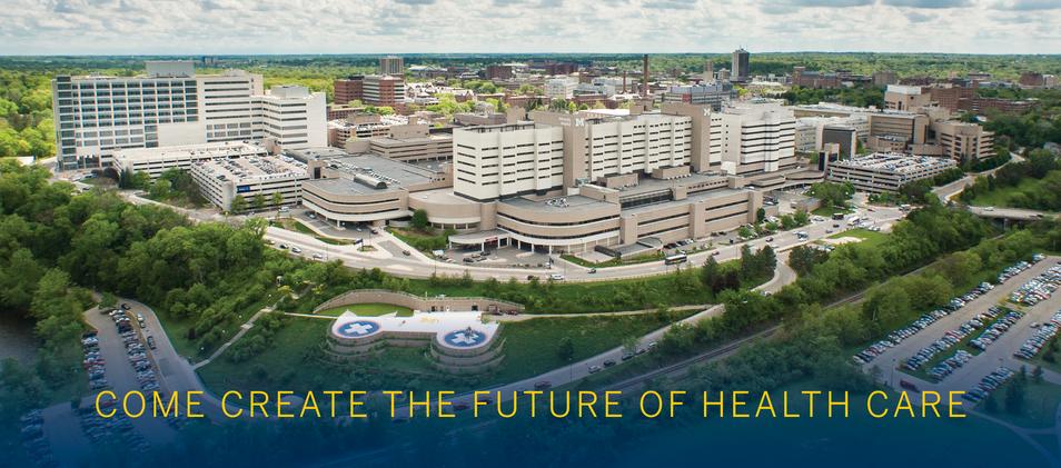 Graphic Design - University of Michigan Health System - November 8 Luncheon Invite (Page 3)