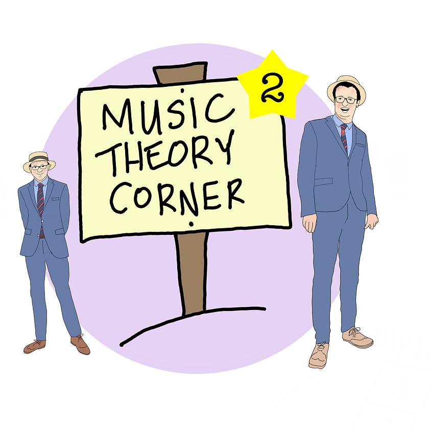 Music Theory Corner - Grade 2