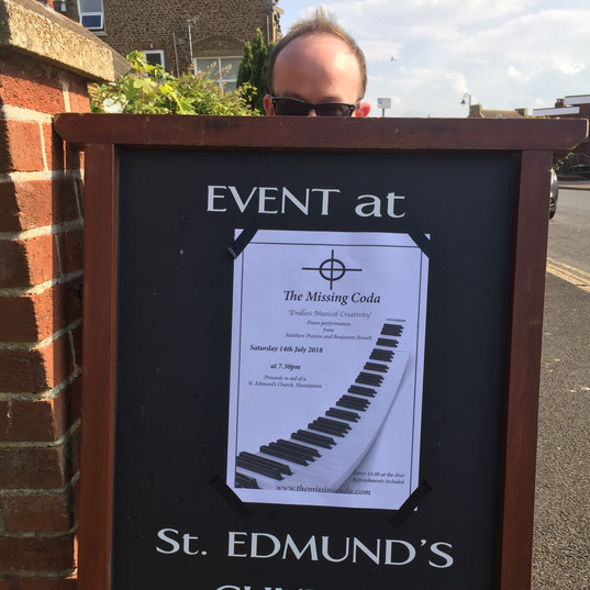The Missing Coda at St. Edmund's Church