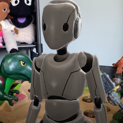 Augmented Reality objects with Adobe Aero