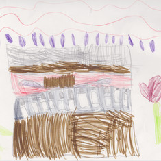 Piano Drawing #1 - Burnham Market Primary