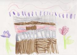 Piano Drawing #1 - Burnham Market Primary School