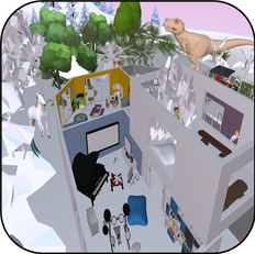 Virtual Therapy Space (CoSpaces Edu)