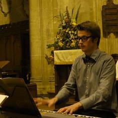 Hunstanton Community Choir - Snettisham Church