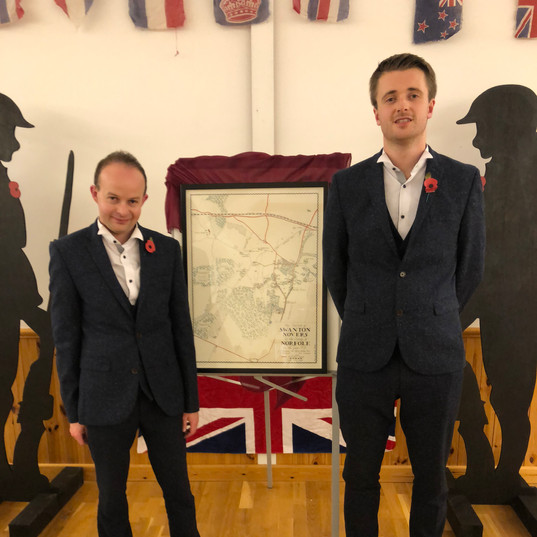 The Missing Coda at the 100th Year Anniversary of WW1