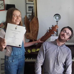Private Students with Certificates